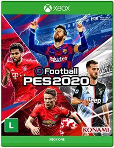 Pro Evolution Soccer eFootball PES 2020 - Xbox One - R$171