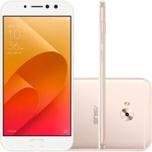 Smartphone Asus Zenfone 4 Selfie Pro, 64GB, 16MP, Tela 5.5´, Dourado - ZD552KL-5G082BR