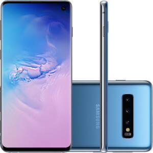 "[Cartão Americanas] Smartphone Samsung Galaxy S10 128GB Dual Chip 8GB RAM Tela 6.1"""