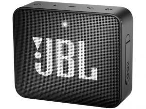 Caixa de Som Bluetooth Portátil à Prova dÁgua - JBL GO 2 3W | R$149