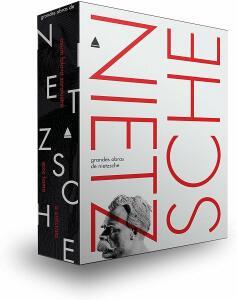 Grandes obras de Nietzsche R$ 48