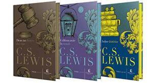 Coleção C.S. Lewis. 3 Livros Inéditos | R$63