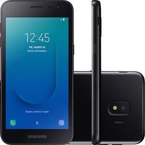 Smartphone Samsung Galaxy J2 Core 16GB R$ 374