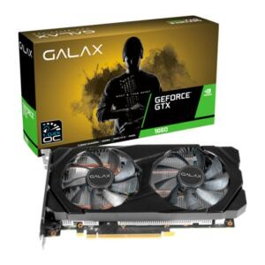 Placa de Video Galax GeForce GTX 1660 6GB GDDR5