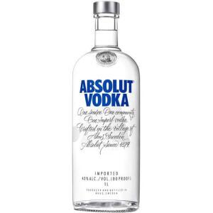 [PRIME] - Vodka Absolut 1 Litro