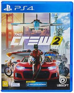 [Prime] The Crew 2 - Edição Limitada - PlayStation 4