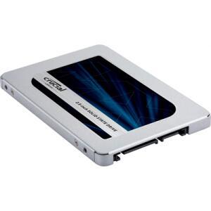 SSD Crucial MX500 500GB CT500MX500SSD1 Leitura 560MB/S Gravação 510MB/s SATA 3