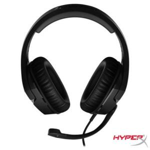 Headset Gamer Cloud Stinger Preto com Vermelho Hyperx - HX-HSCS-BK/LA