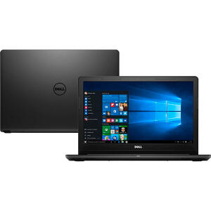 "[Cartão Submarino] Notebook Dell Inspiron I15-3567-A50P Core i7 8GB 2TB 15,6"""