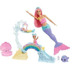 Escola De Sereias, Barbie, Mattel | R$144