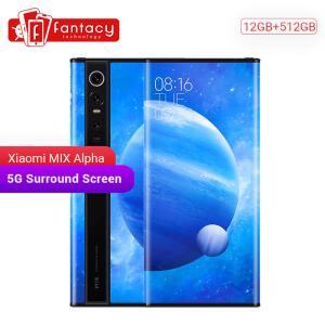 "Xiaomi MIX Alpha 12GB 512GB Snapdragon 855  Plus 7.92 """