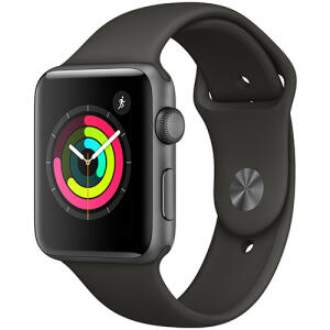 [CC Americanas] Smartwatch Apple Watch Series 3 42mm | R$1.432