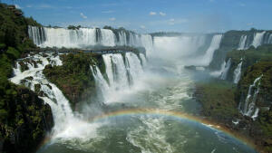 Voo para Foz do Iguaçu, saindo de Brasília, por R$345