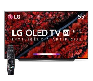 "TV 55"" OLED LG C9PSA Ultra HD 4K"