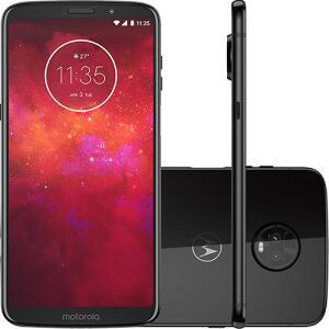 Smartphone Motorola Moto Z3 Play 128GB R$ 1155