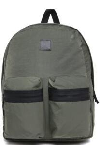 Mochila Vans Double Down Backpack Verde R$150