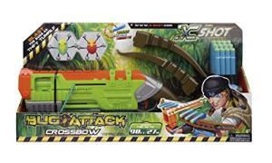 Lança Dardos de Espuma Bug Attack Crossbow Candide | R$81