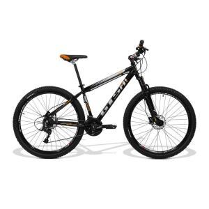 Bicicleta GTS Aro 29 Freio Hidráulico 21 Marchas e Amortecedor - R$170