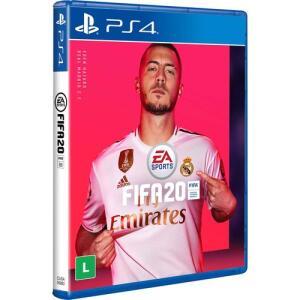 (PS4) Fifa 20 Standard Edition - 1x Cartão Americanas