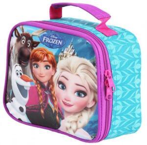 Lancheira Escolar Infantil Frozen - Dermiwil R$60