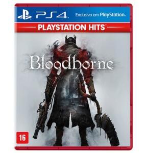 [1ª Compra] Bloodborne PS4