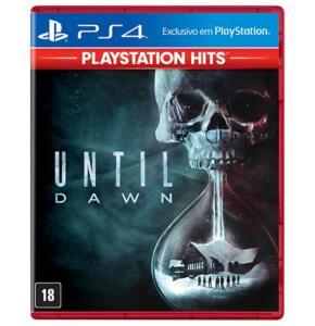 [1ª Compra] Until Dawn PS4