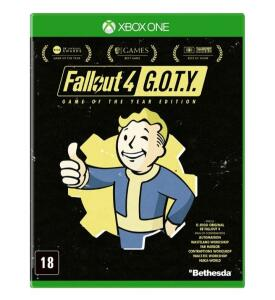 [1ª Compra] Fallout 4 GOTY - Xbox One - R$30