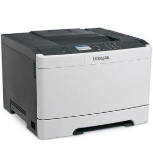 Impressora Laser Colorida Lexmark 110V - CS417DN - R$900