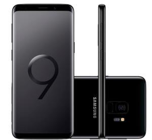 Smartphone Samsung Galaxy S9 2.8GHz 128GB - R$1671