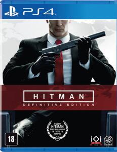 Hitman: Definitive Edition - PS4 - R$48