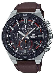 Relógio Casio Edifice Analógico Cronógrafo Masculino EFR-564BL-5AVUDF - R$599