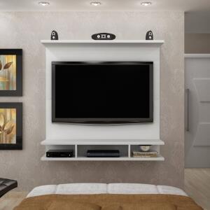 Painel para TV 1.2 Bari Branco - R$220
