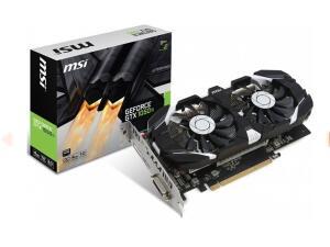 Placa de Vídeo MSI GeForce GTX 1050 Ti 4GT OC 4GB Dual Fan GDDR5 PCI-EXP 912-V809-2272-I