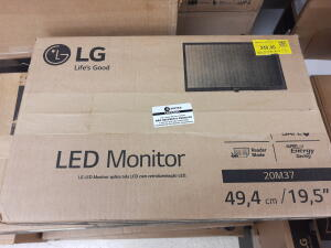 [Loja Física] Monitor LG 20M37AA Led 19 - Carrefour