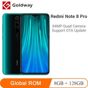 Xiaomi Redmi note 8 Pro 8GB RAM e 128GB ROM