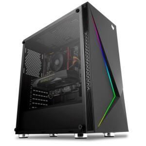 Desktop Gamer Ryzen 7 2700 8 GB RAM GTX 1060 Galax 6 GB