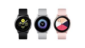 [APP] Smartwatch Samsung Galaxy Watch Active PRATA, PRETO OU ROSÊ 12x S/Juros | R$: 799