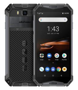 "Smartphone Android 9.0 IP68 Ulefone 5.7 ""Helio P70 | R$1068"