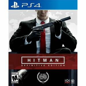 Hitman: Definitive Edition - PS4