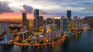 Voos para Miami, saindo de Curitiba, por R$1.794