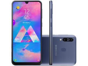 [APP] Smartphone Samsung Galaxy M30 64GB Preto | R$844