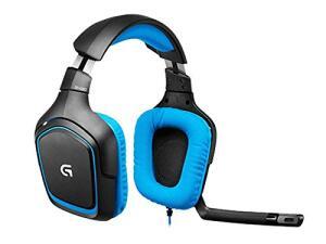 Headset Gamer Logitech G430 | R$196