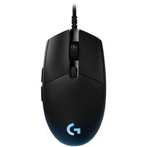 Mouse Gamer usb 6000 Dpi para MMO Prodigy G203S Logitech G   R$161