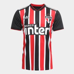 Camisa São Paulo II 2018 s/n° Torcedor Adidas Masculina | R$150