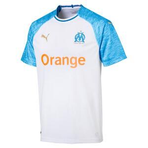 Camisa Olympique de Marseille Home 18/19 s/n° | R$160