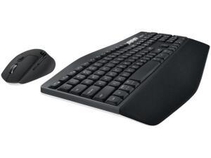 Logitech Performance MK850 (Kit Teclado e Mouse Sem Fio e Bluetooth)