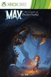 Jogo Max: The Curse Of Brotherhood (Mídia Digital) - Xbox 360 Mídia Digital
