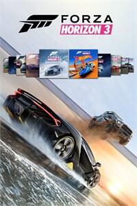 Forza Horizon 3 Pacote Platina + Expansões