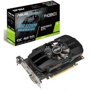 Placa de Video Asus GeForce GTX 1650 OC, 4GB GDDR5, 128Bit | R$709