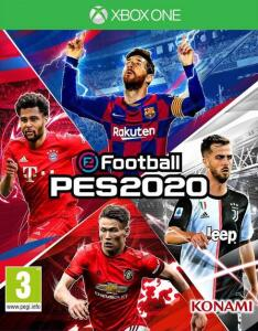[AME R$108]Pes 2020 Xbox One